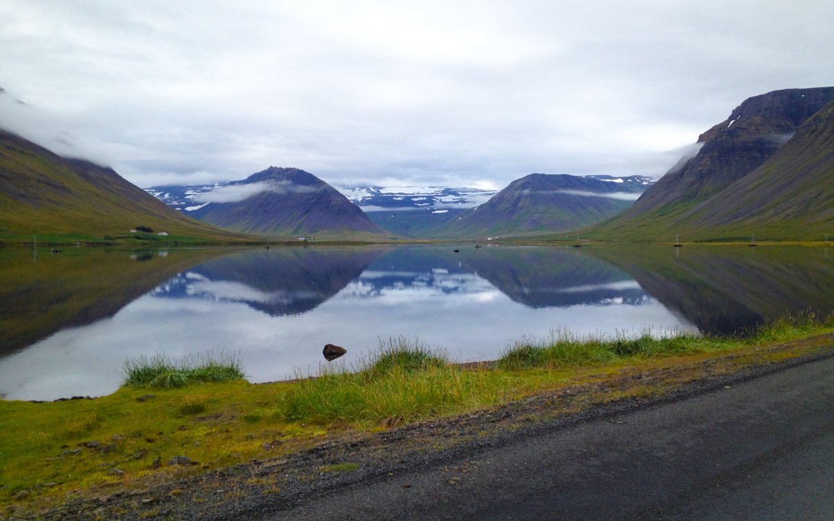 The West Fjords.